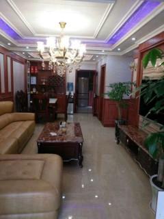 【中介房源】御景东城3室2厅1卫2000元/月100m²豪华装修出租