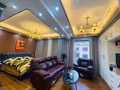 【房产网】鱼凫公园城4室2厅2卫实得300平豪华装修