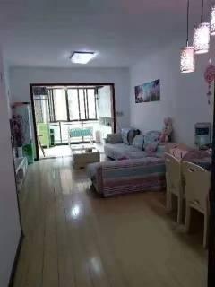 【中介房源】御景东城2室2厅1卫1300元/月84m²精装修出租