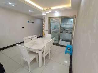 【中介房源】御景东城3室2厅1卫1600元/月110m²精装修出租